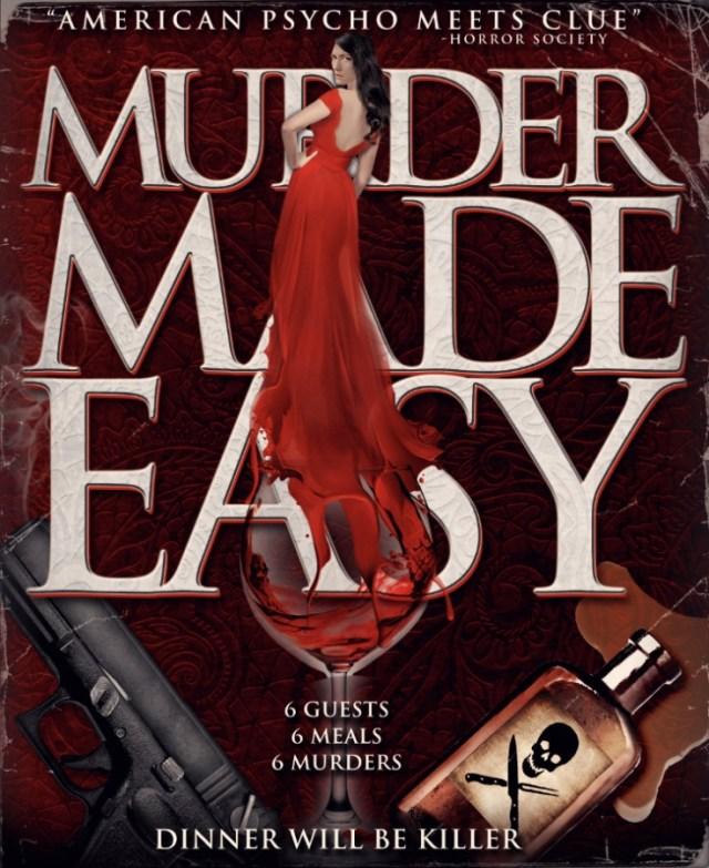Terror Films Sets Digital Release Date for Agatha Christie-esque Horror Film MURDER MADE EASY