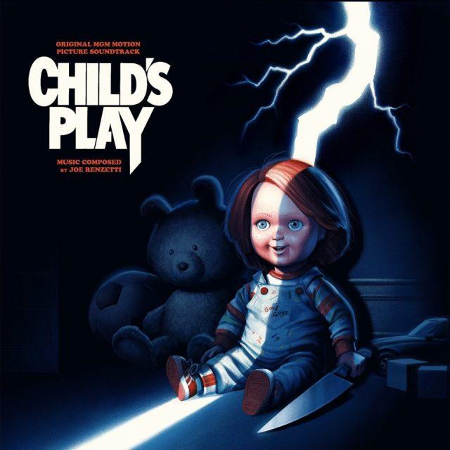 Waxwork Records Presents CHILD'S PLAY (1988) Vinyl Soundtrack