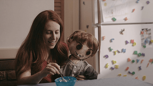 The Dollmaker (2017, USA) Review