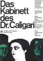 The Cabinet of Dr. Caligari (1920, Germany) Review