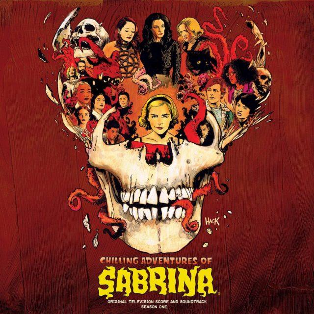 Waxwork Records Presents CHILLING ADVENTURES OF SABRINA Vinyl Soundtrack