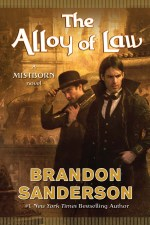 Review | The Allow of Law by Brandon Sanderson