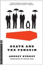 Review | Death and the Penguin by Andrey Kurkov