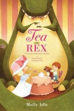 Review | Tea Rex by Molly Idle
