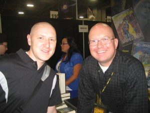 I first met Brad Torgersen at Salt Lake ComiCon 2013. He's been nominated for two Hugos this year.
