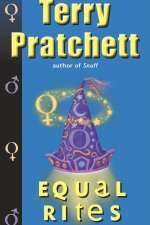 Book Review: Equal Rites by Terry Pratchett (Discworld #3, Witches #1)