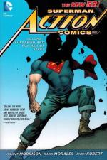 Book Review | Superman – Action Comics, Vol. 1: Superman and the Men of Steel (Action Comics Vol. II #1) by Grant Morrison