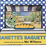 Children's Book Review | Nanette's Baguettes by Mo Willems
