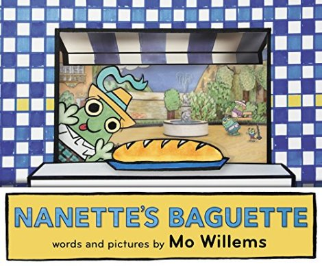 Nanette's Baguette Book Cover
