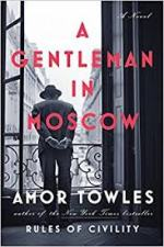 Short Review | A Gentleman in Moscow by Amor Towles