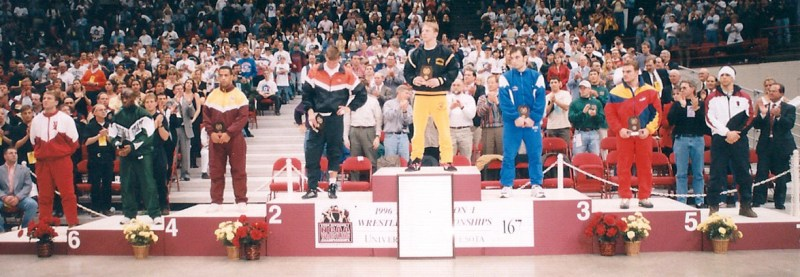 NCAA Podium Small