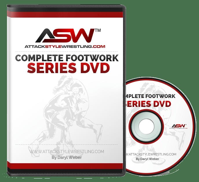 """""Bonus″ Complete Footwork Series DVD & Digital Access″ PDF"