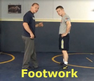 Footwork Inside Trip
