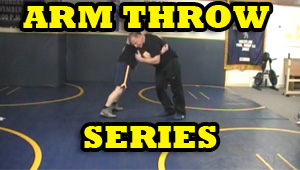 Arm Throw Series
