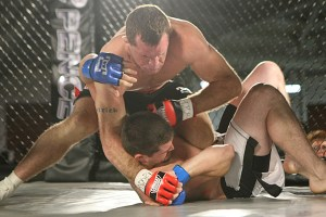 mark strickland fighting