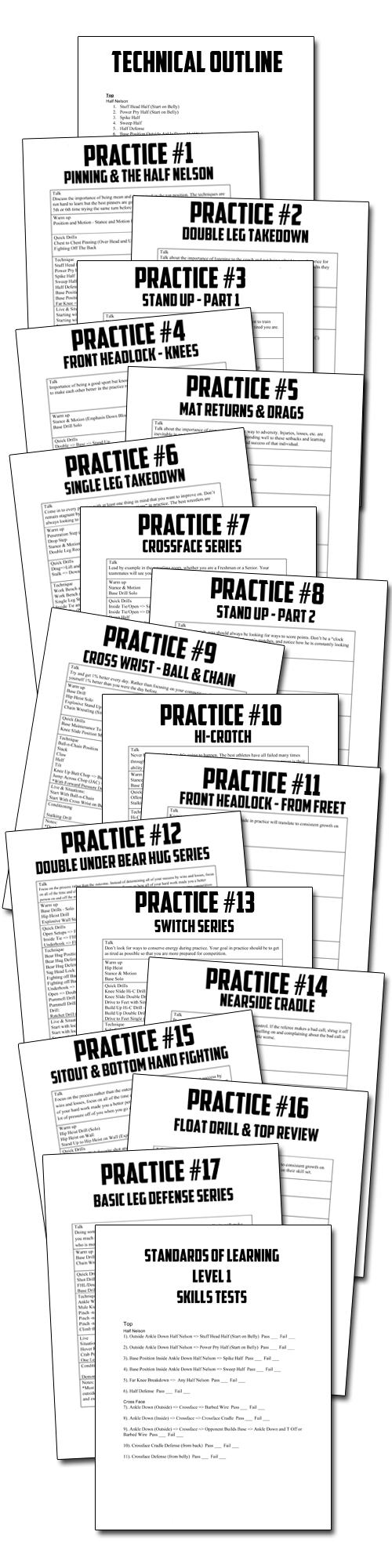 Cheat Sheet Download Page Coaches Attack Style Wrestling By