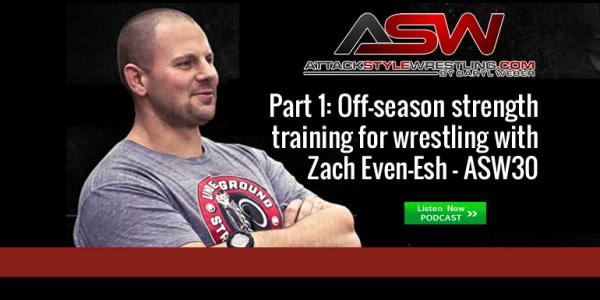 Off Season Strength Training with Zach Even-Esh