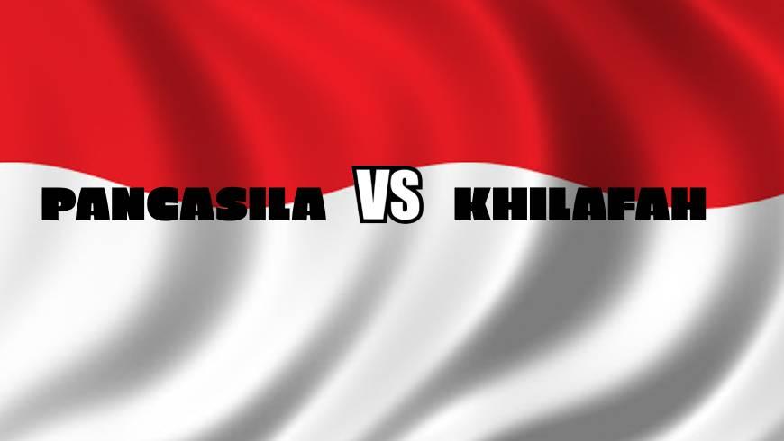 Khilafah vs Pancasila