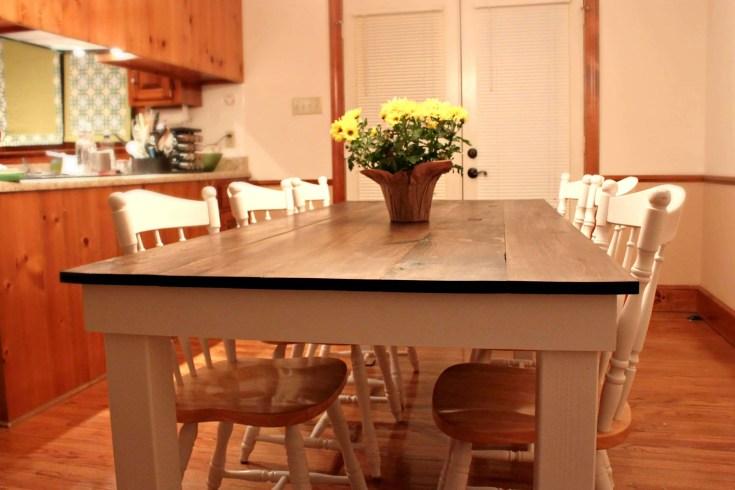 kitchen table -