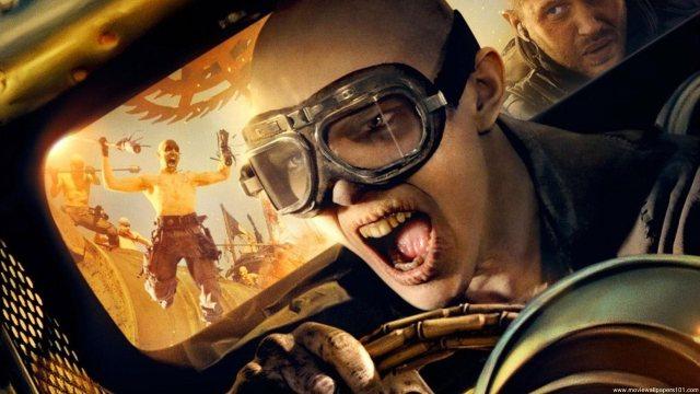 Mad Max Fury Road Desktop Wallpapers