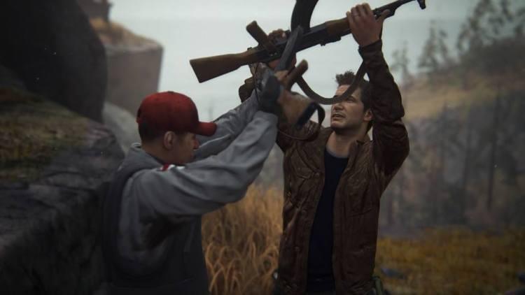 Fucile contro fucile