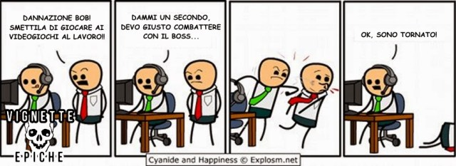 gioco al lavoro