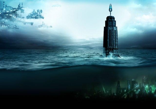 Molti considerano BioShock un'eccellenza videoludica quando si parla di trama. Siete d'accordo?