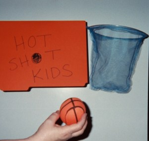 Hot Shot Kids focus on getting good work done.