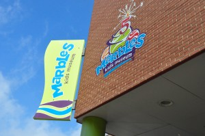 Marbles Kids Museum has welcomed over 2.5 million visitors from across the US since it opened in 2007