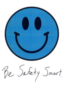 Let's face it...kids need extra reminders to be safety smart at the start of a new school year.