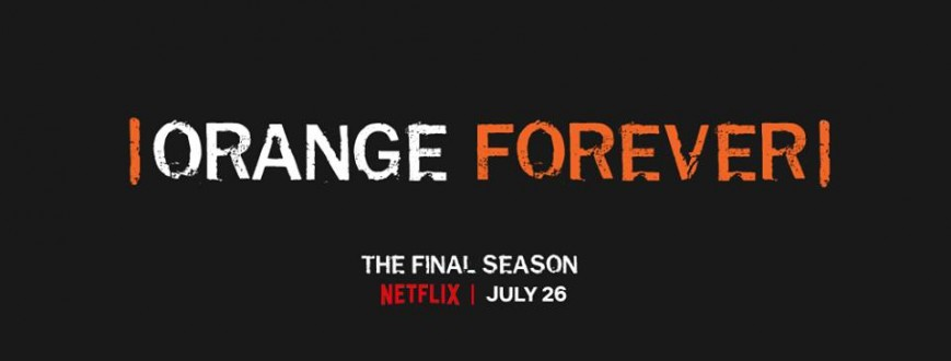 GOODBYE ORANGE IS THE NEW BLACK