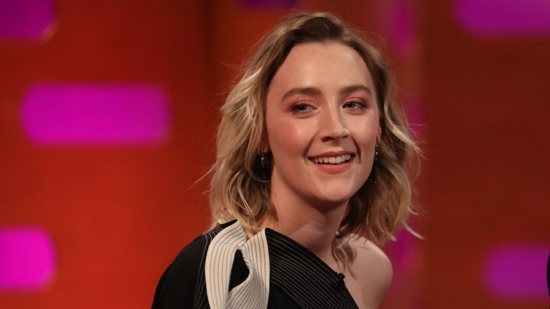 SAOIRSE QUEEN OF HOLLYWOOD