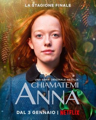 CHIAMATEMI ANNA – terza stagione
