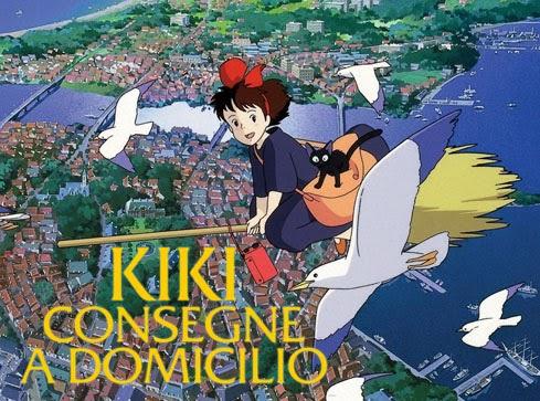 Kiki- consegne a domicilio