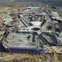 Mall of Africa Aerial June 2015