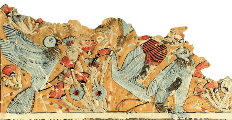 Facsimiles of Egyptian Wall Paintings