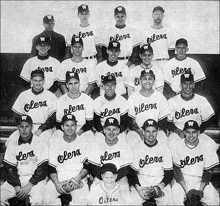 1955 Williston Oilers