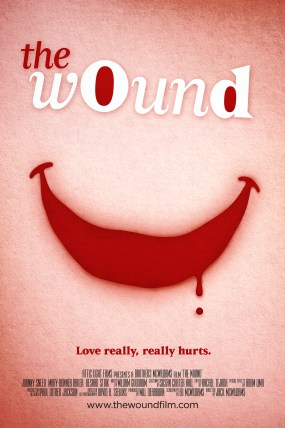 The Wound - theatre poster