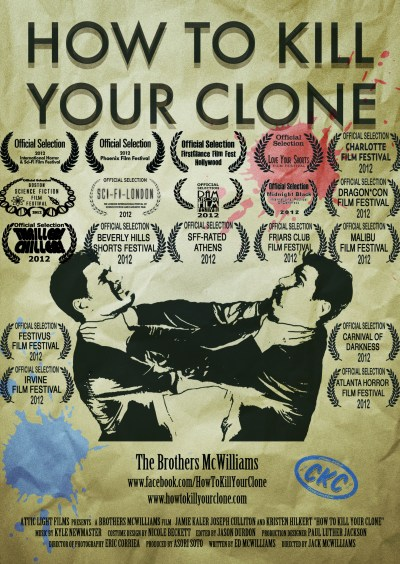 How to Kill Your Clone with laurels