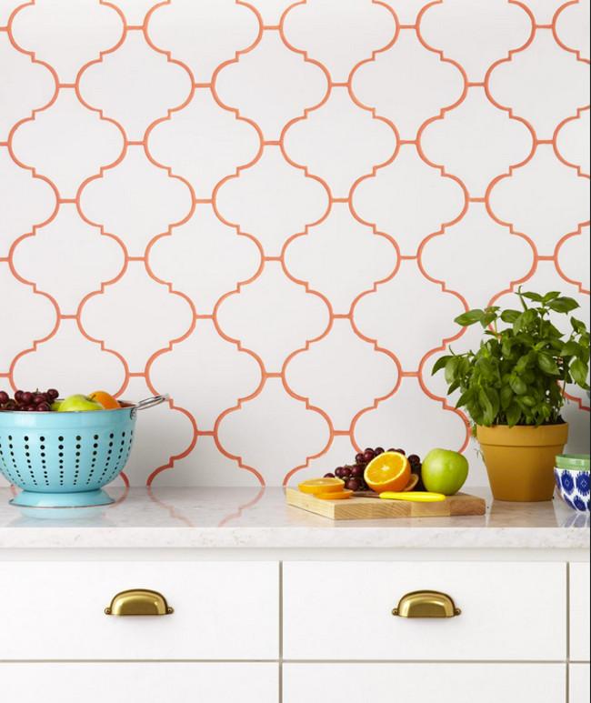 four kitchen tile backsplash ideas