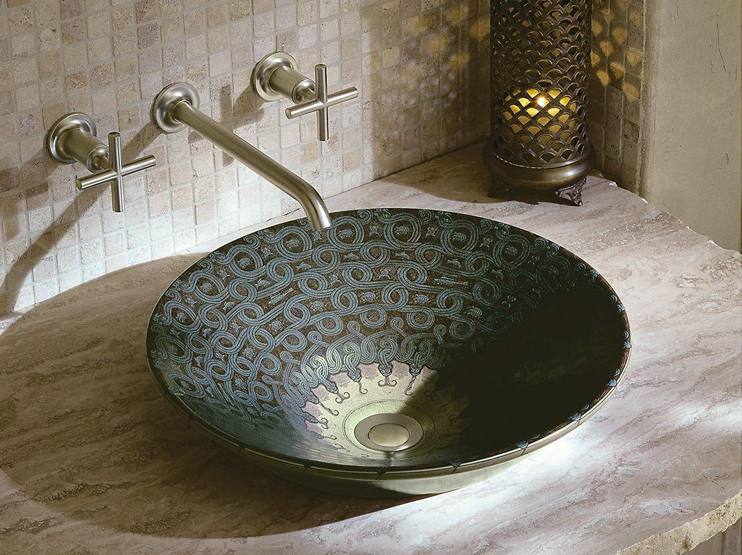 exotic bathroom sinks atticmag