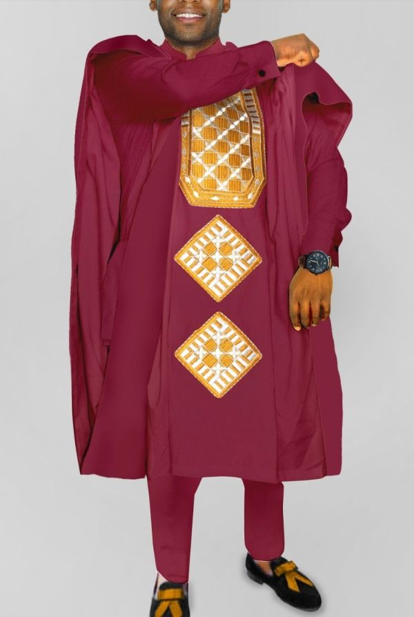 African men fashion