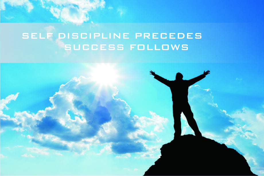good self discipline
