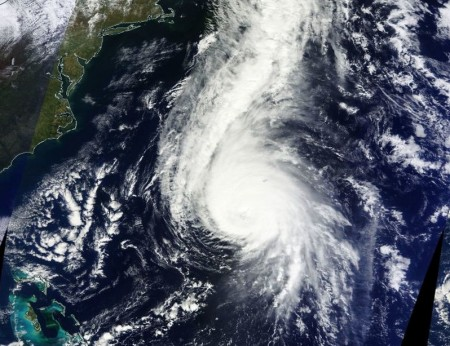 hurricane gonzalo terra modis oct 17 2014