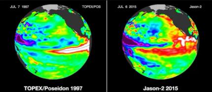 El-Nino Comparando-1997-para-2015