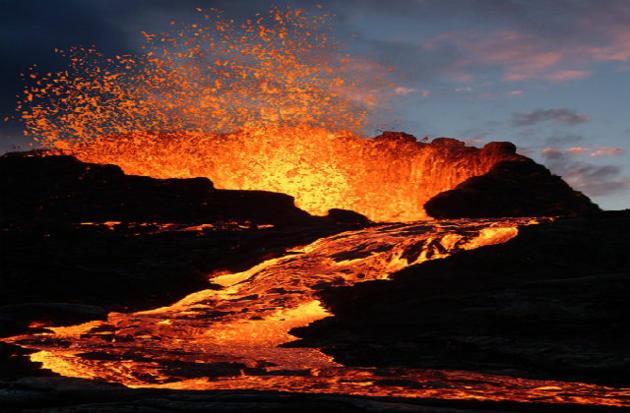 vulcano eruzione 2