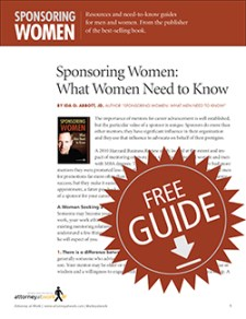 What Women Need to Know - Cover Badge