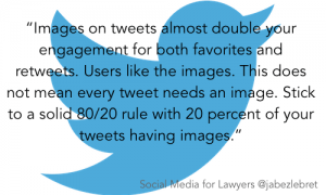 Twitter - SM for lawyers