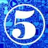 Social Media Blue Friday 5