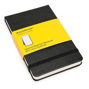 Moleskin Reporter Notebook Pocket Notebooks